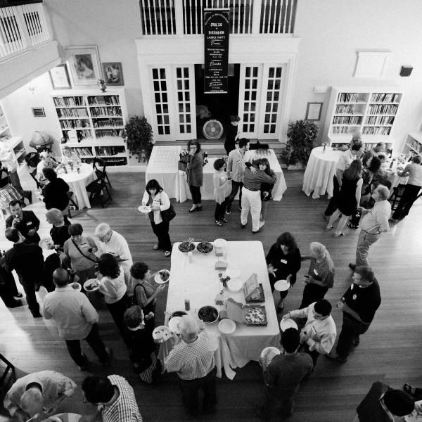Lenox Library Inside