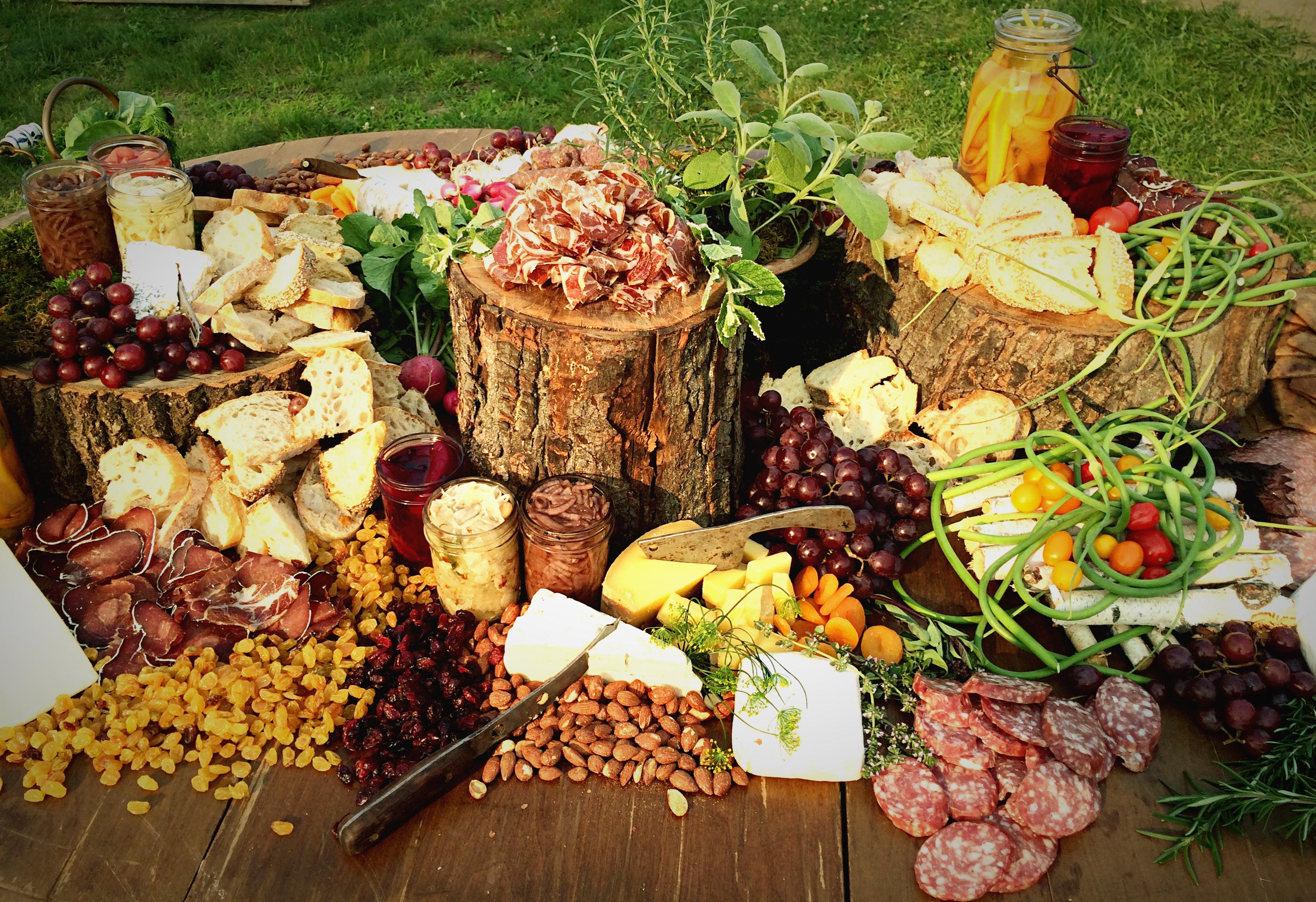 Food Displays Magdalena Events