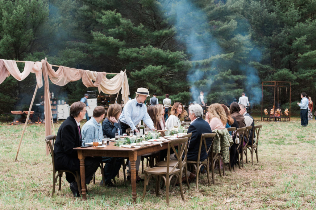 Into the wild dinner