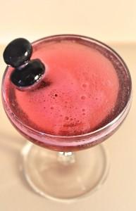 Wedding Grape cocktail