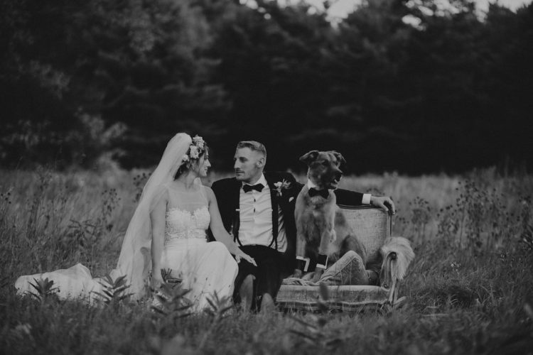 Lilia & Doug- When Romantic Meets Rustic