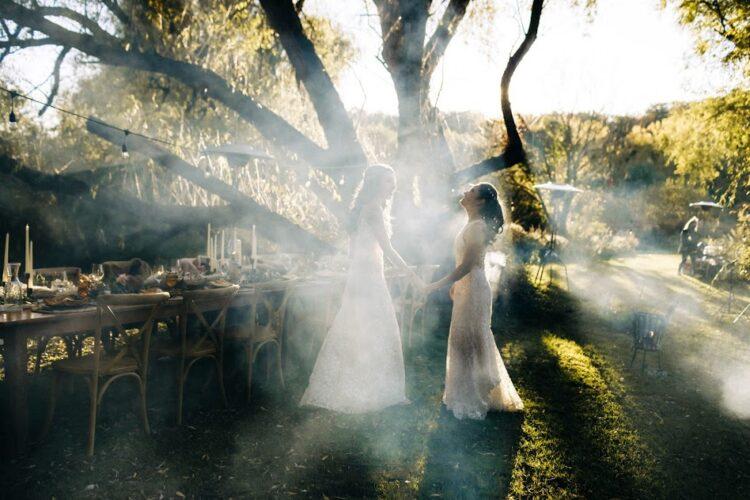 Samantha & Cynthia- Smokey Micro Wedding